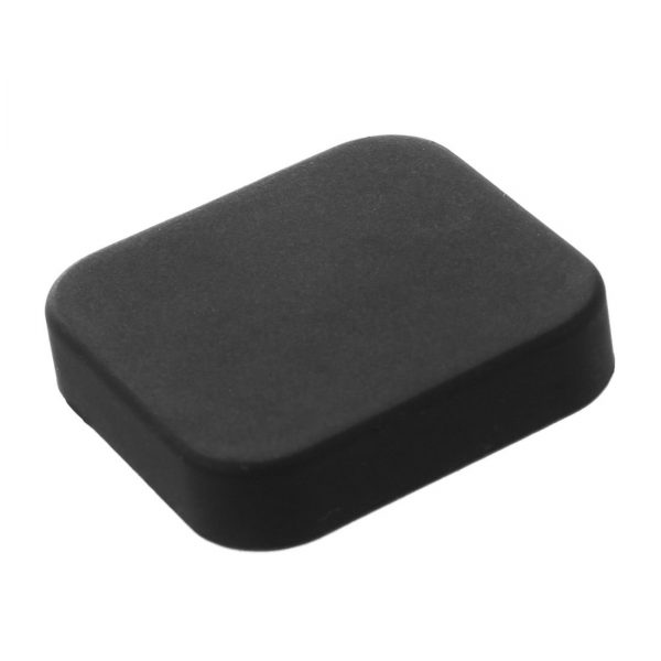 GoPro HERO 5, 6, 7 Silicon Protective Lens Cap Cover + Tether-2507
