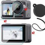 DJI OSMO Action Camera Lens + LCD Screen Protect Kit-0