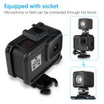 micros2u Standard Frame for Gopro Hero 8 Action Camera